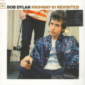 VINIL Universal Records Bob Dylan - Highway 61 Revisited
