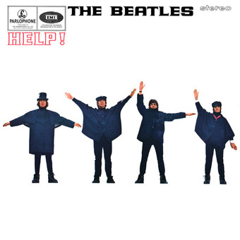 VINIL Universal Records The Beatles - Help