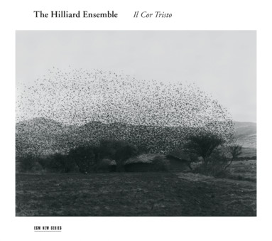 CD ECM Records The Hilliard Ensemble: Il Cor Tristo