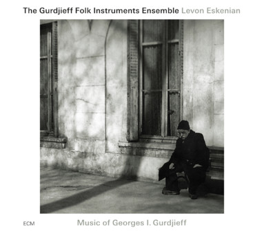 CD ECM Records Music of Georges I. Gurdjieff - Levon Eskenian