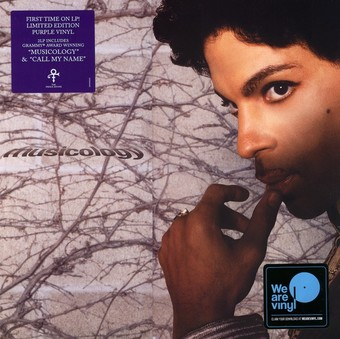 VINIL Universal Records Prince - Musicology