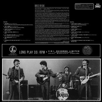 VINIL Universal Records The Beatles - Beatles For Sale