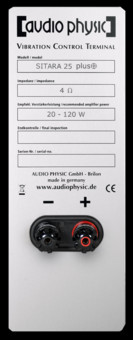 Boxe Audio Physic Sitara 25 plus+