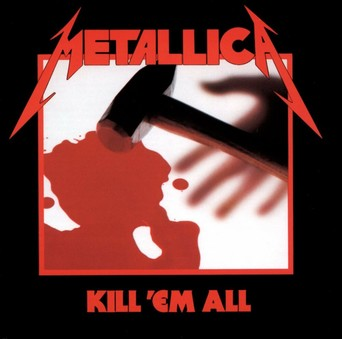 VINIL Universal Records Metallica - Kill 'Em All