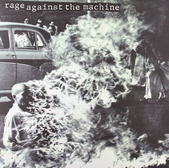 VINIL Universal Records Rage Against The Machine