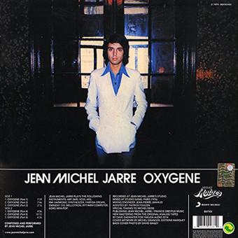 VINIL Universal Records Jean Michel Jarre - Oxygene
