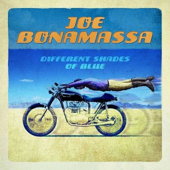 VINIL Universal Records Joe Bonamassa - Different Shades Of Blue