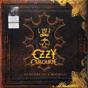 VINIL Universal Records Ozzy Osbourne - Memoirs of a Madman
