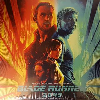 VINIL Universal Records Hans Zimmer & Benjamin Wallfisch - Blade Runner 2049