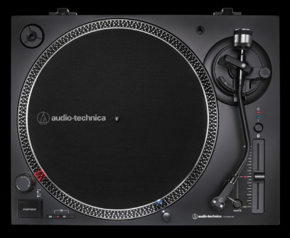 Pickup Audio-Technica AT-LP120XBT-USB Negru