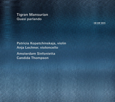 CD ECM Records Tigran Mansurian: Quasi parlando