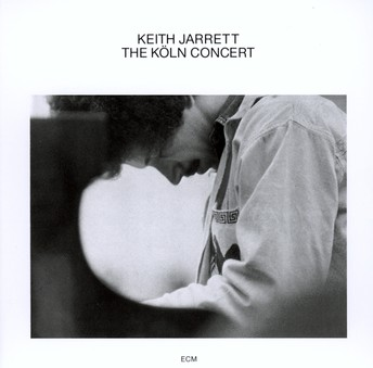 CD ECM Records Keith Jarrett: The Koln Concert