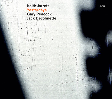 CD ECM Records Keith Jarrett Trio: Yesterdays