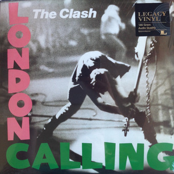 VINIL Universal Records The Clash - London Calling