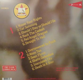 VINIL Universal Records The Clash - Combat Rock