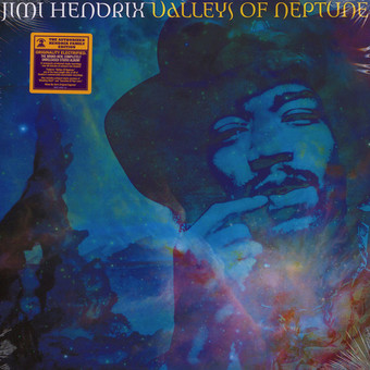 VINIL Universal Records Jimi Hendrix - Valley Of Neptune
