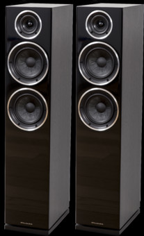 Wharfedale Diamond 230 + Cambridge Audio Topaz SR20