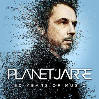 VINIL Universal Records Jean Michel Jarre - Planet Jarre (50 Years Of Music)
