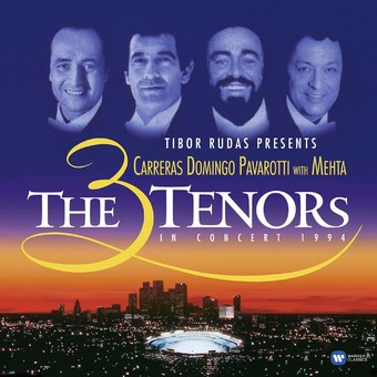 VINIL Universal Records The Three Tenors In Concert 1994 (180g Audiophile Pressing)