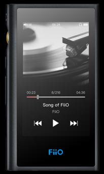 Fiio M9 black resigilat