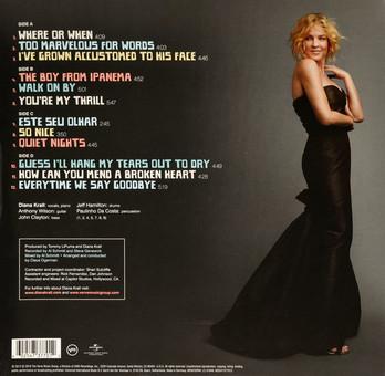 VINIL Universal Records Diana Krall - Quiet Nights