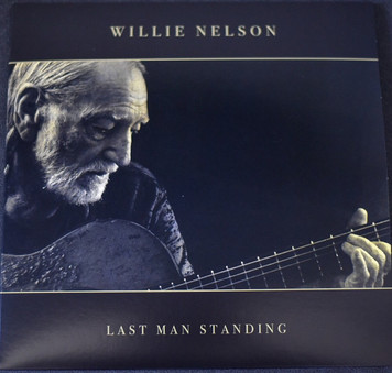 VINIL Universal Records Willie Nelson - Last Man Standing