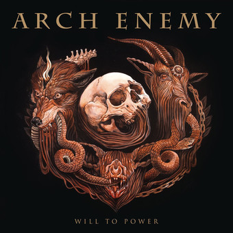 VINIL Universal Records Arch Enemy - Will To Power