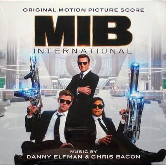 VINIL Universal Records Danny Elfman - MIB International (Original Motion Picture Score)