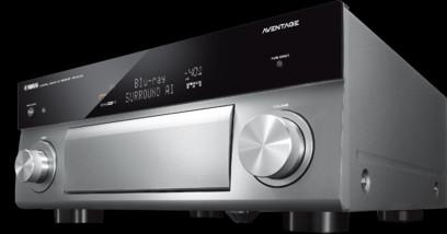 Receiver Yamaha Aventage RX-A1080 Resigilat