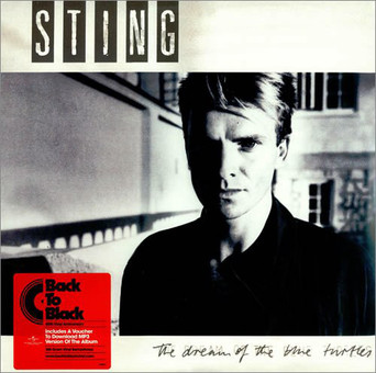 VINIL Universal Records Sting-The Dream Of The Blue Turtles