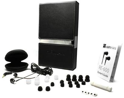 Casti Hi-Fi HiFiMAN RE600 Songbird V2