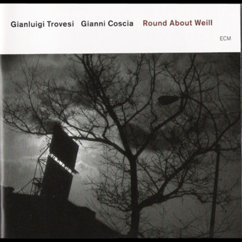 CD ECM Records Trovesi/Coscia: Round About Weill