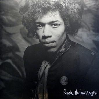 VINIL Universal Records Jimi Hendrix - People, Hell, Angels