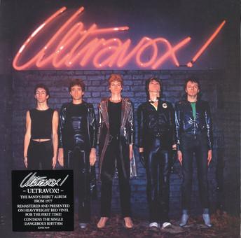 VINIL Universal Records Ultravox - Ultravox