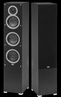 Elac Debut F5  + Cambridge Audio Topaz SR20