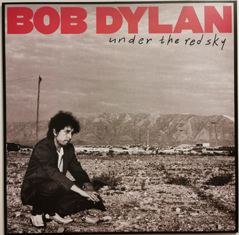 VINIL Universal Records Bob Dylan - Under The Red Sky