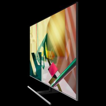 TV Samsung 65Q70TA, QLED, Seria 7, Procesor Quantum 4K