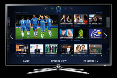 TV Samsung UE-40F6320