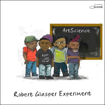 VINIL Universal Records Robert Glasper Experiment - Artscience