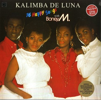 VINIL Universal Records Boney M - Kalimba De Luna