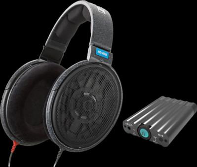 Pachet PROMO Sennheiser HD 600 + iFi Audio xDSD