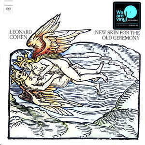 VINIL Universal Records Leonard Cohen - New Skin for the Old Ceremony
