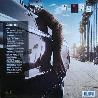 VINIL Universal Records Dr Dre - Compton (A Soundtrack By Dr. Dre)