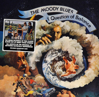 VINIL Universal Records The Moody Blues - A Question Of Balance