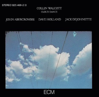 CD ECM Records Collin Walcott: Cloud Dance