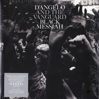 VINIL Universal Records DAngelo - Black Messiah