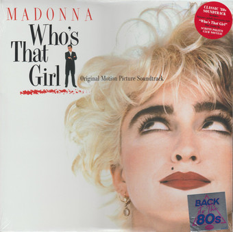 VINIL Universal Records Madonna - Who's That Girl