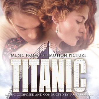 VINIL Universal Records James Horner, Celine Dion - Titanic OST