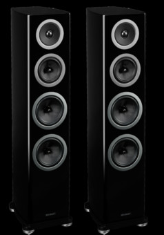 Wharfedale REVA-3 + Cambridge Audio CXA60