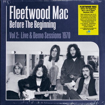 VINIL Universal Records Fleetwood Mac - Before The Beginning Vol 2: Live & Demo